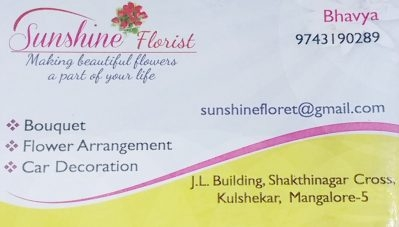Sunshine Florists