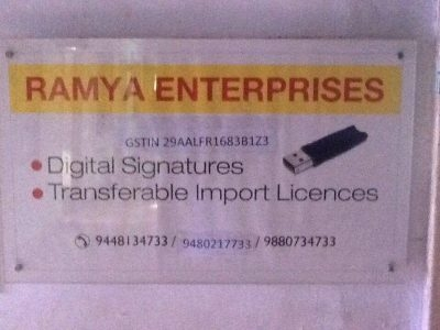Ramya Enterprises