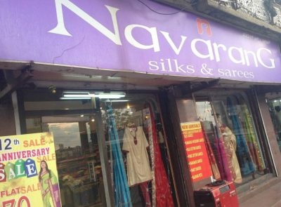 Navarang Silks and Sarees
